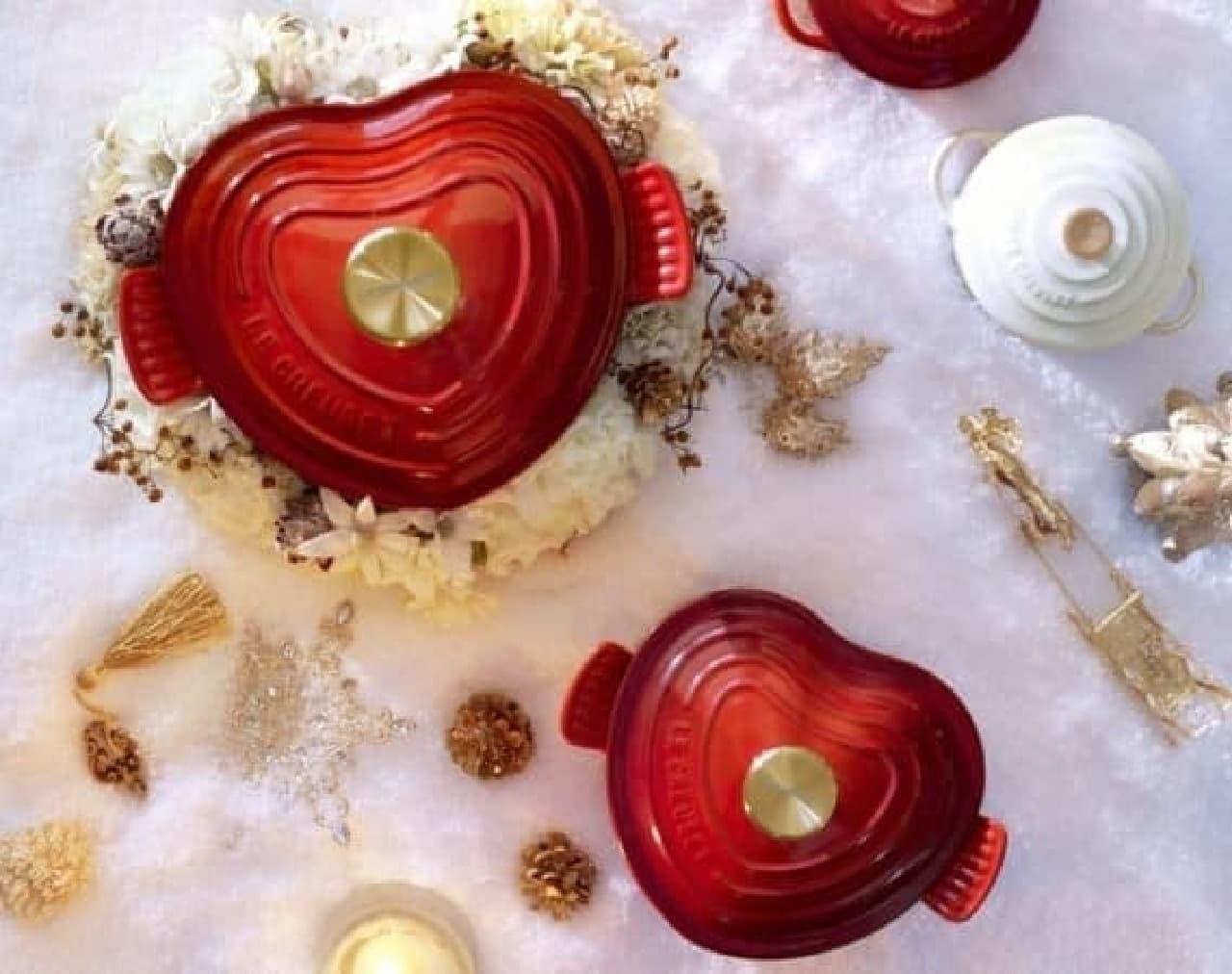 「ル・クルーゼ」クリスマス限定アイテム