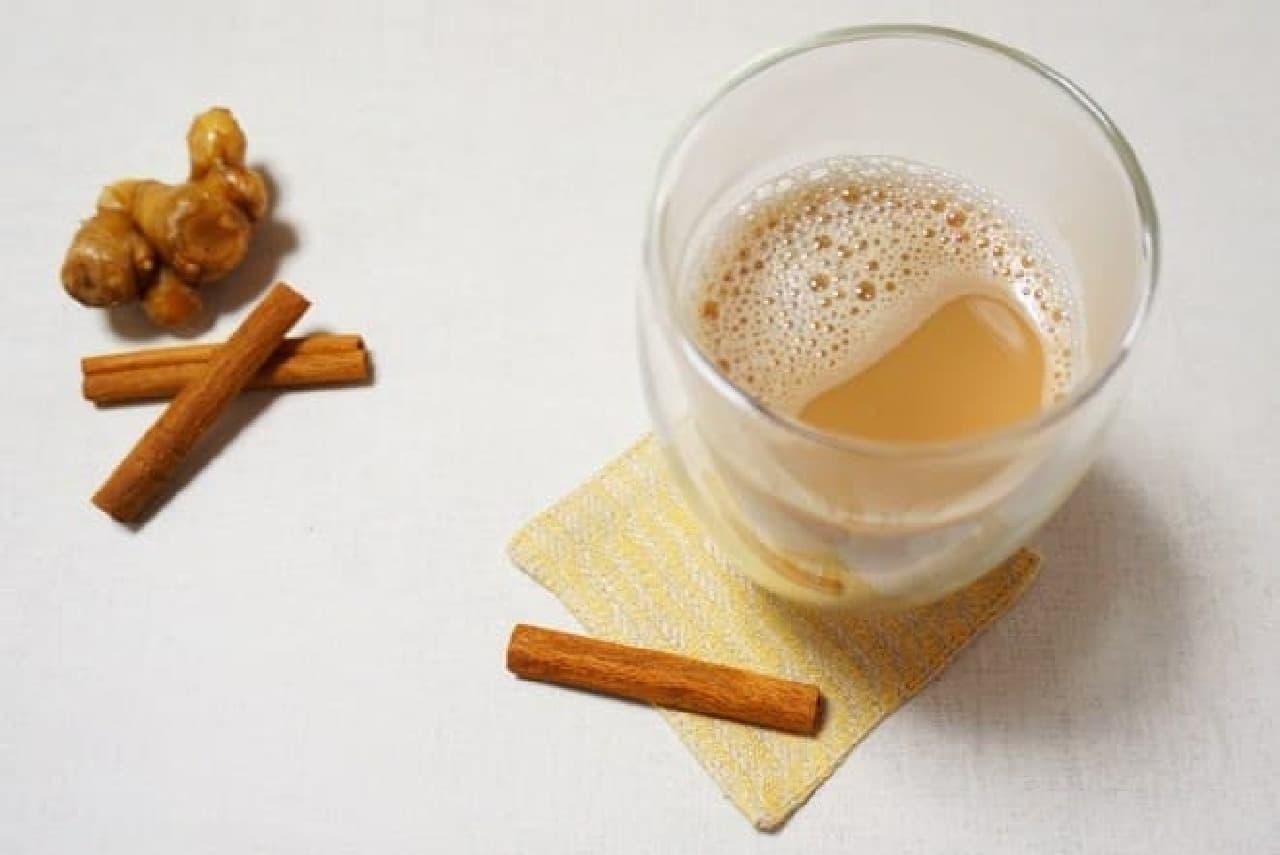 「午後の紅茶」ティーカクテルレシピ