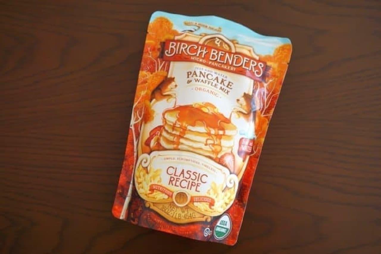 パンケーキミックス「BIRCH BENDERS(バーチベンダーズ)」
