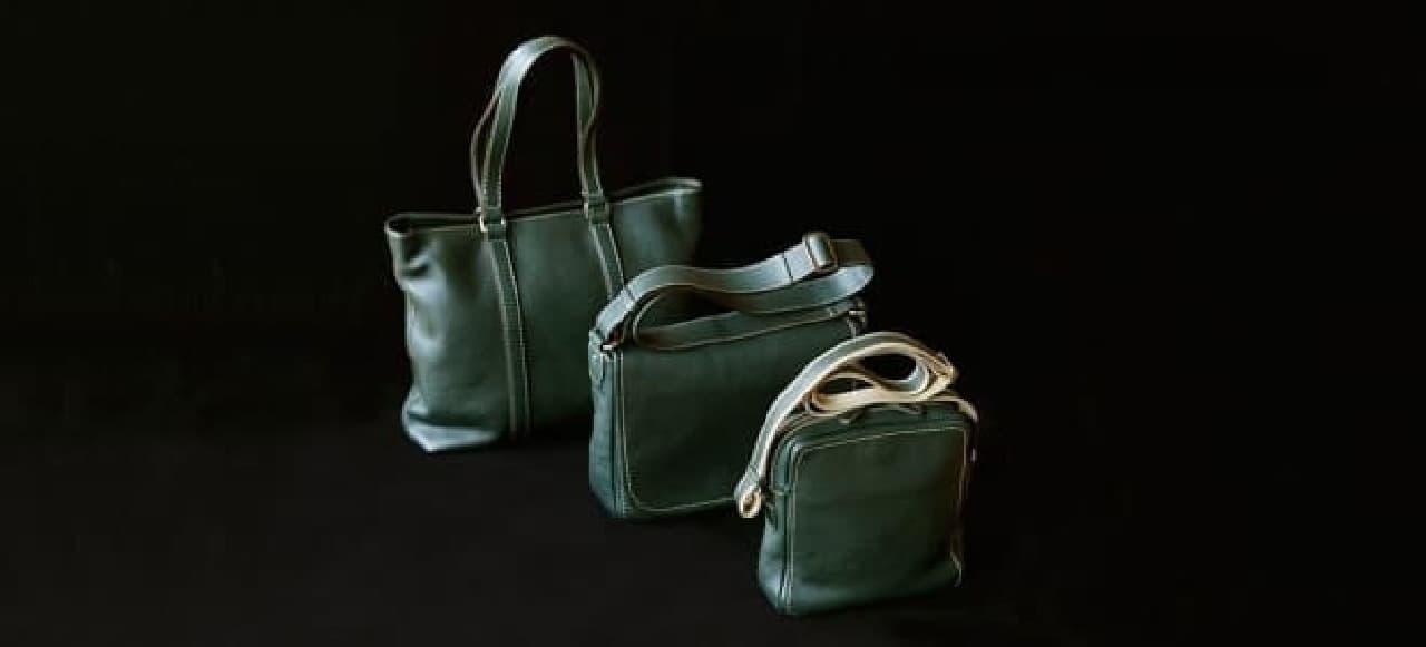 土屋鞄製造所「トーンオイルヌメ」