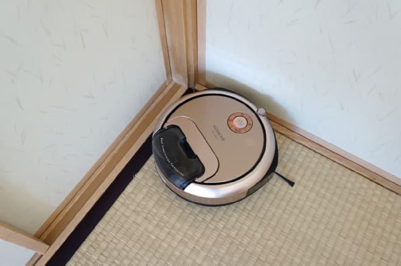 日立ロボットクリーナー「minimaru(ミニマル)」
