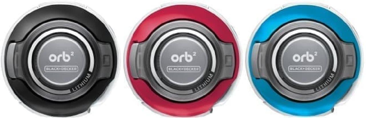 ブラック・アンド・デッカー「orb2(リチウムオーブ)」