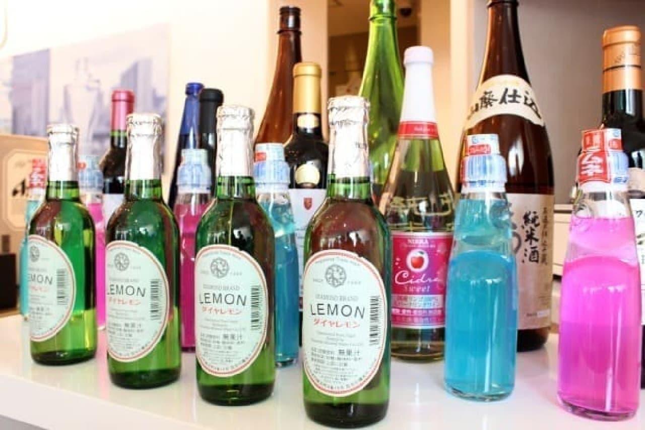 びんむすめギャラリー with Glass Bottle Cafe