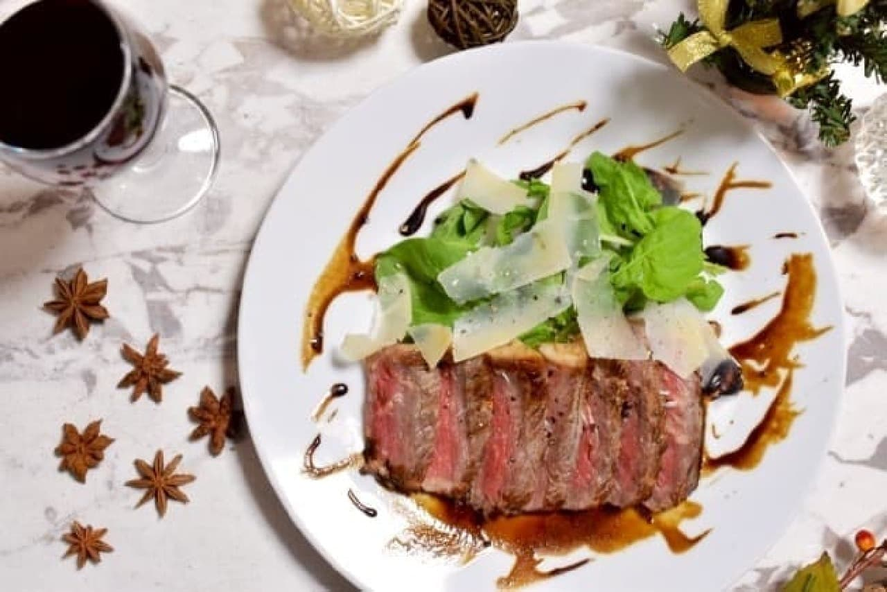 「TastyTable」にクリスマス限定特別プラン