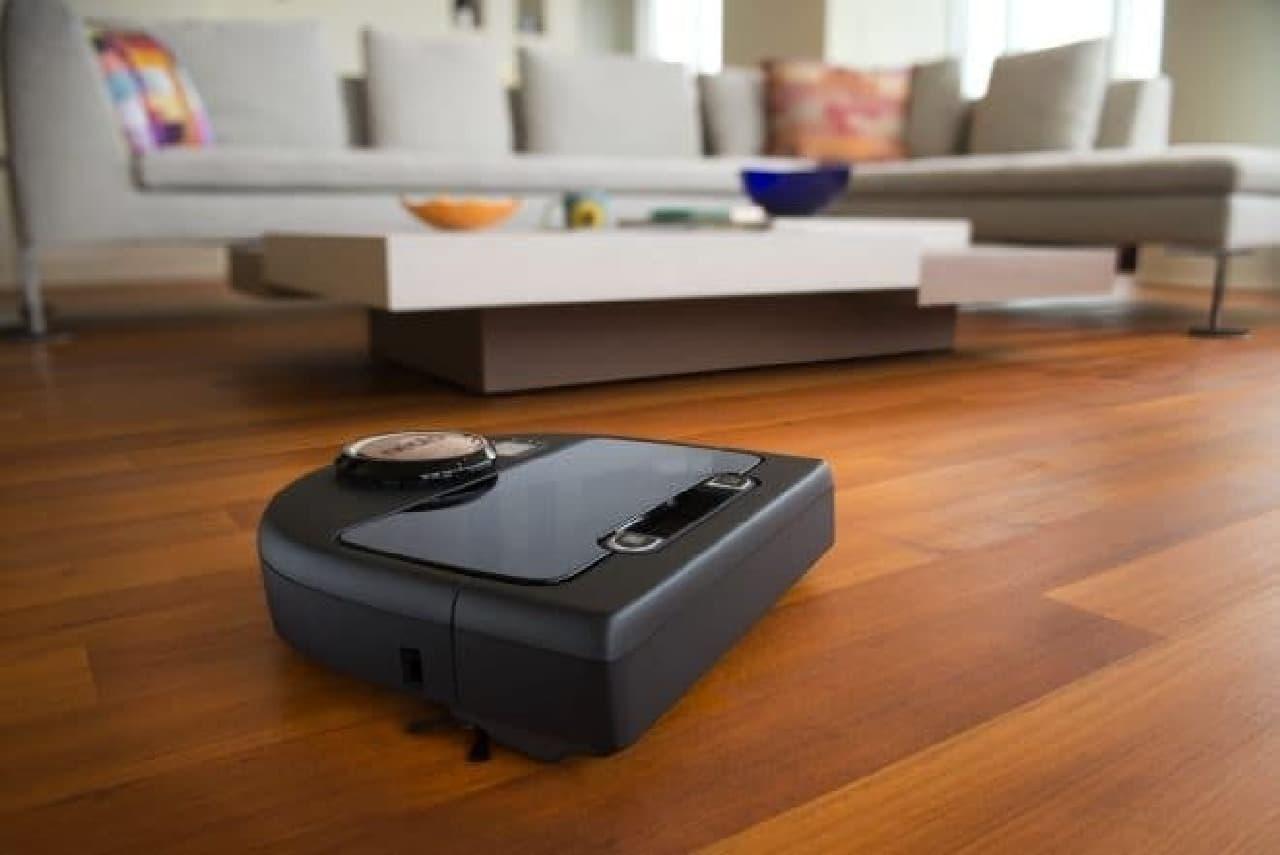ロボット掃除機「ネイト Botvac Connected(ボットバック コネクテッド)」