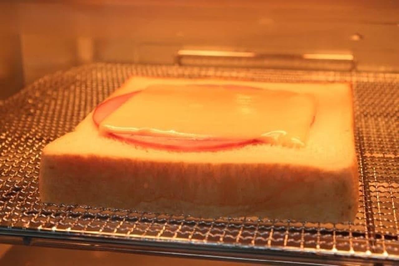 シロカ「ハイブリッドオーブントースター」
