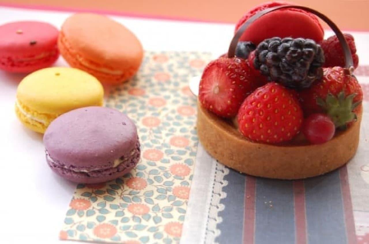 洋菓子のイメージ画像