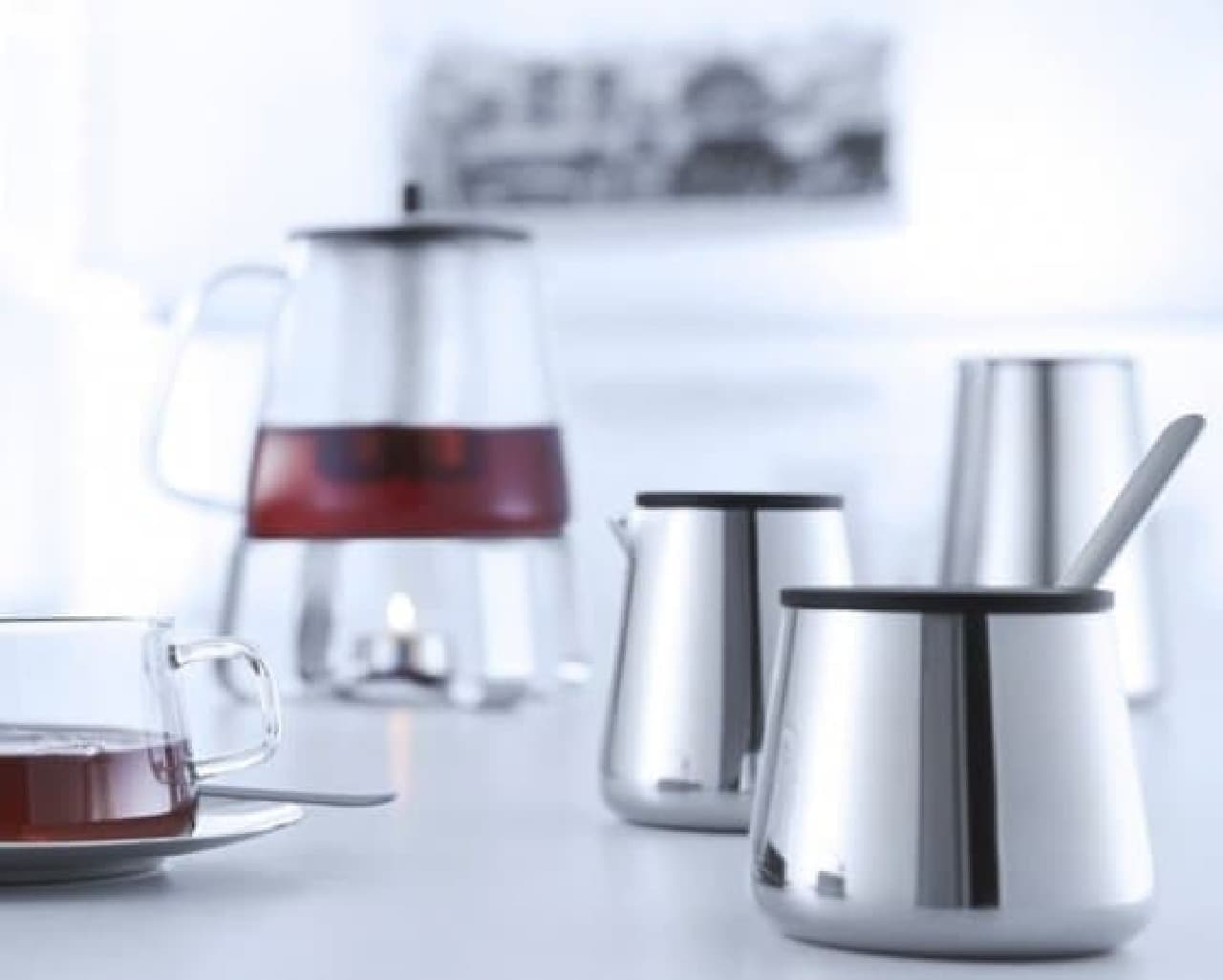 WMF(ヴェーエムエフ)「コーヒー&ティータイム」シリーズ