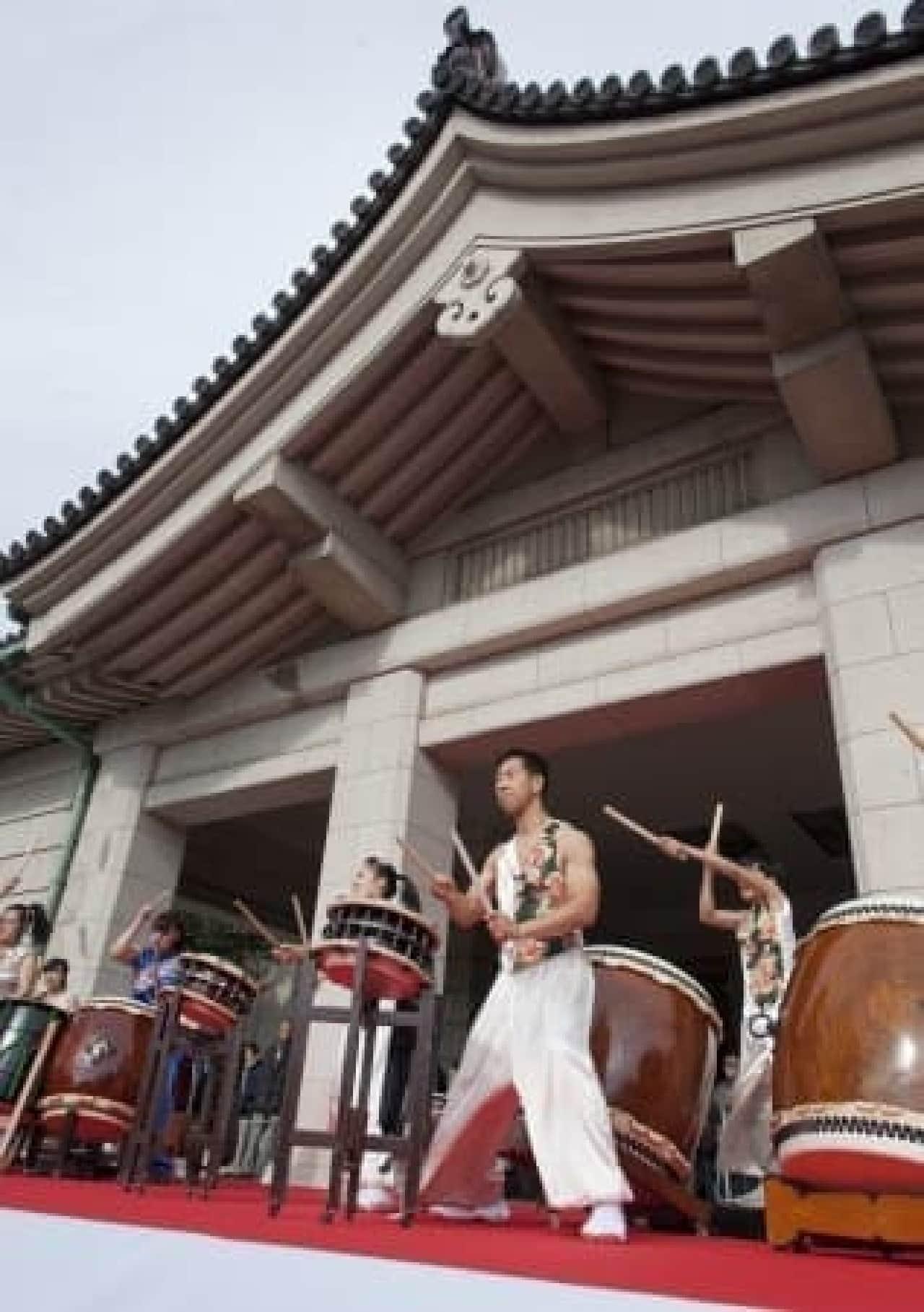 東京国立博物館、新春企画「博物館に初もうで」