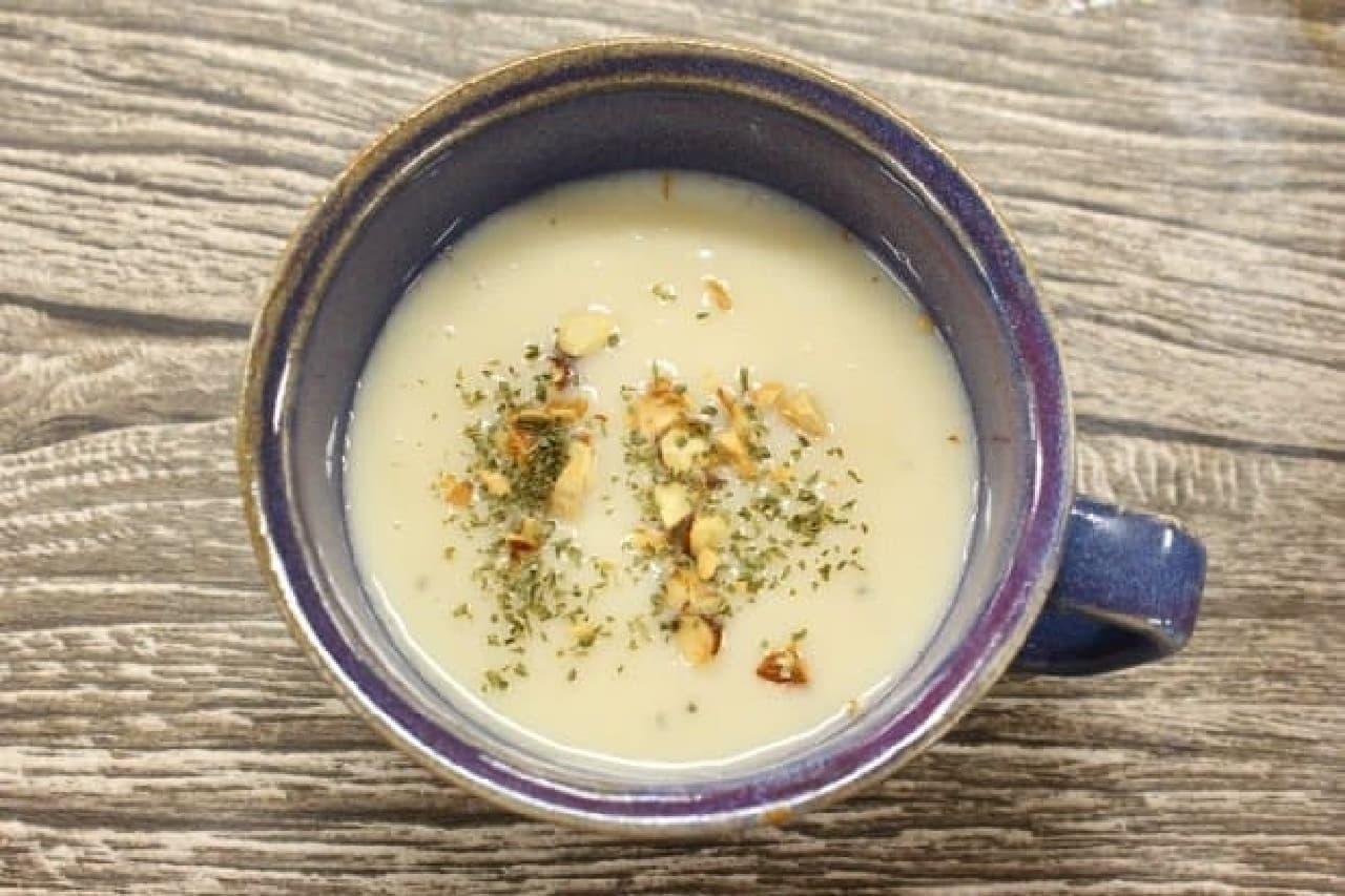 ヒューロムスープレシピ