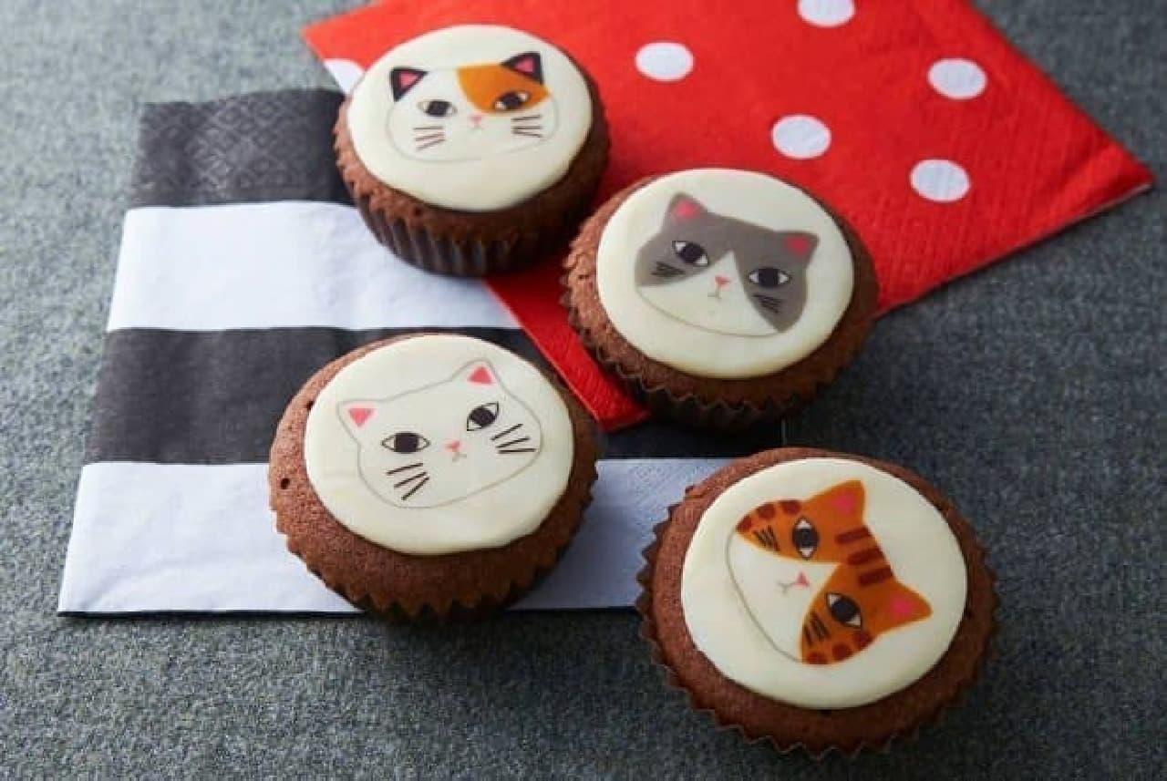 「ねこチョコブラウニー」今年も予約受付開始、フェリシモ猫部から
