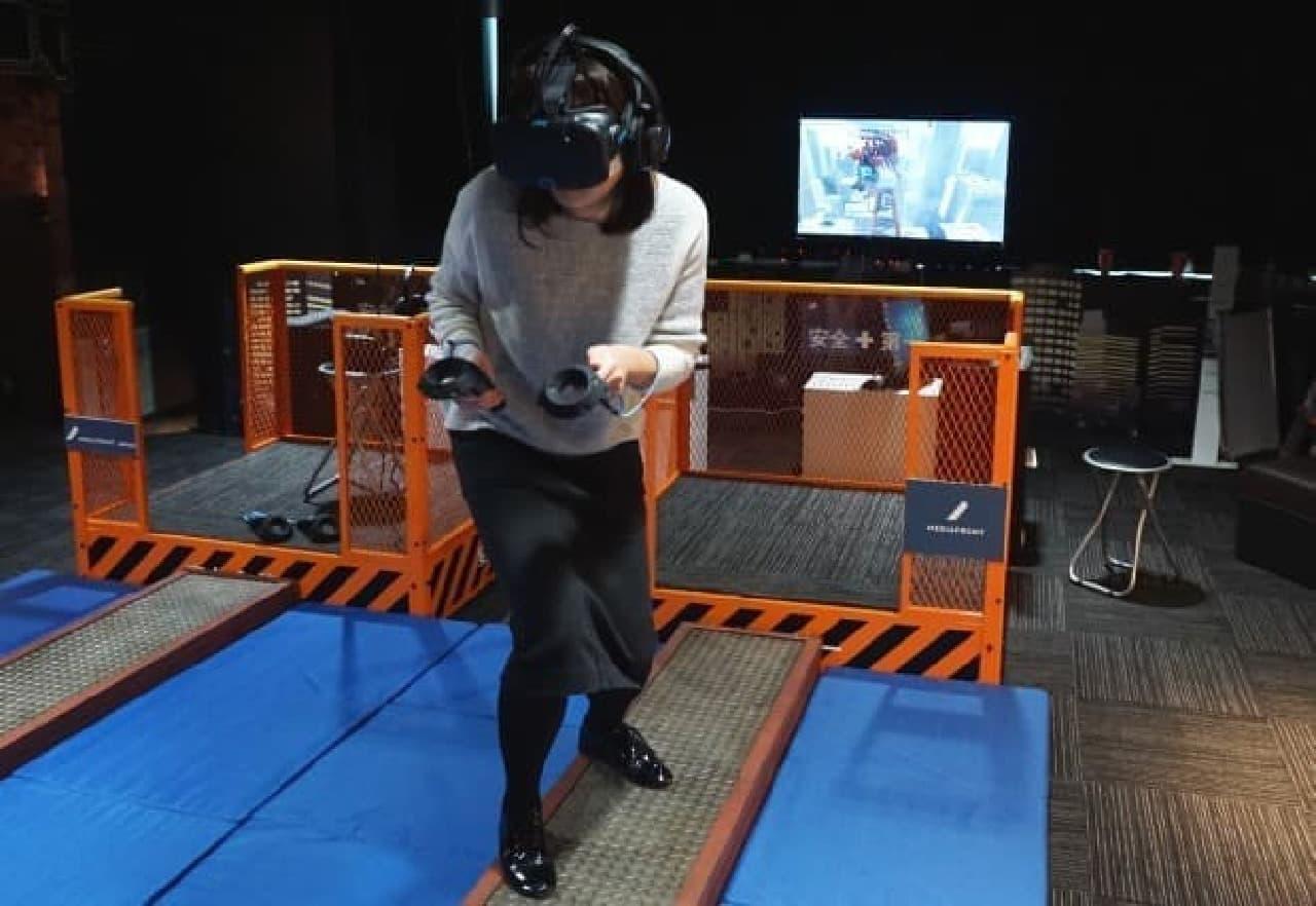 渋谷「VR PARK TOKYO」