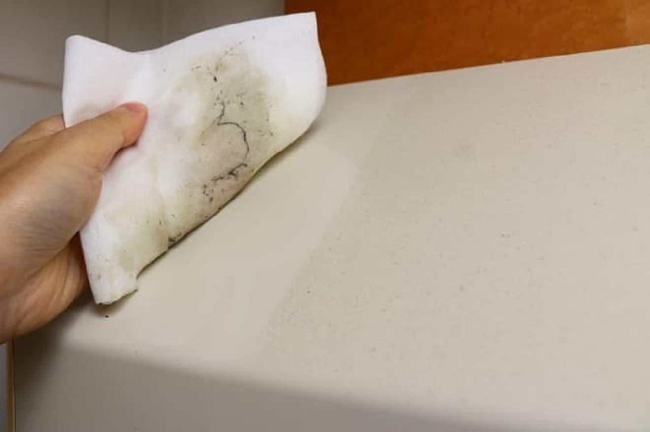 セスキ炭酸ソーダを使った掃除