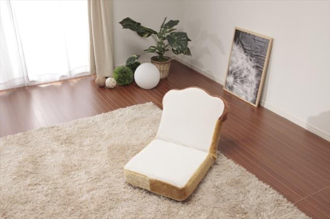 ヴィレッジヴァンガード「食パン座椅子」