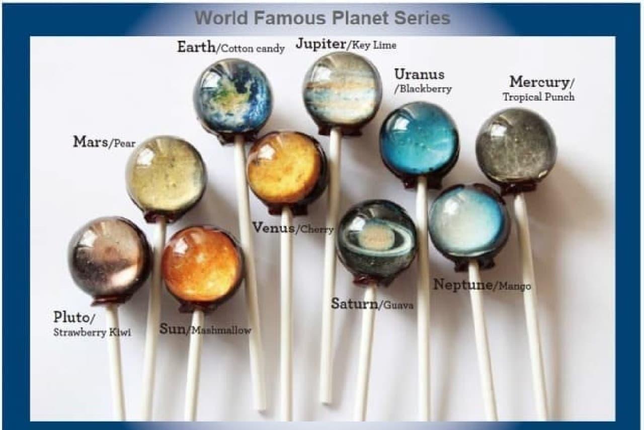 惑星キャンディー