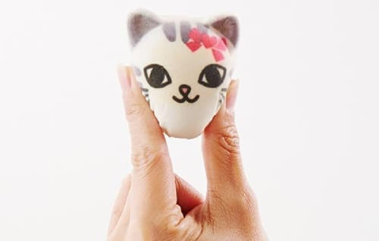 フェリシモ猫部バレンタイン限定ニャシュマロ