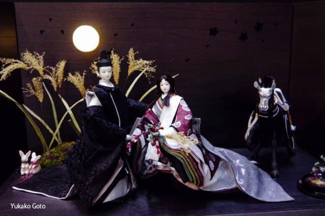 横浜人形の家「ひな人形展~時を越えて~」