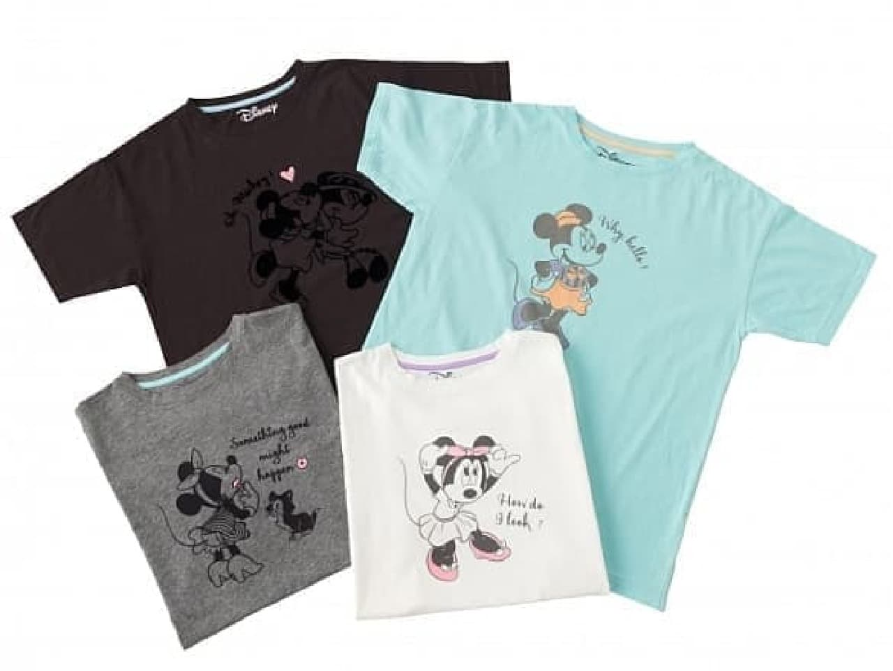 in private「MINNIE MOUSE COLLECTION」