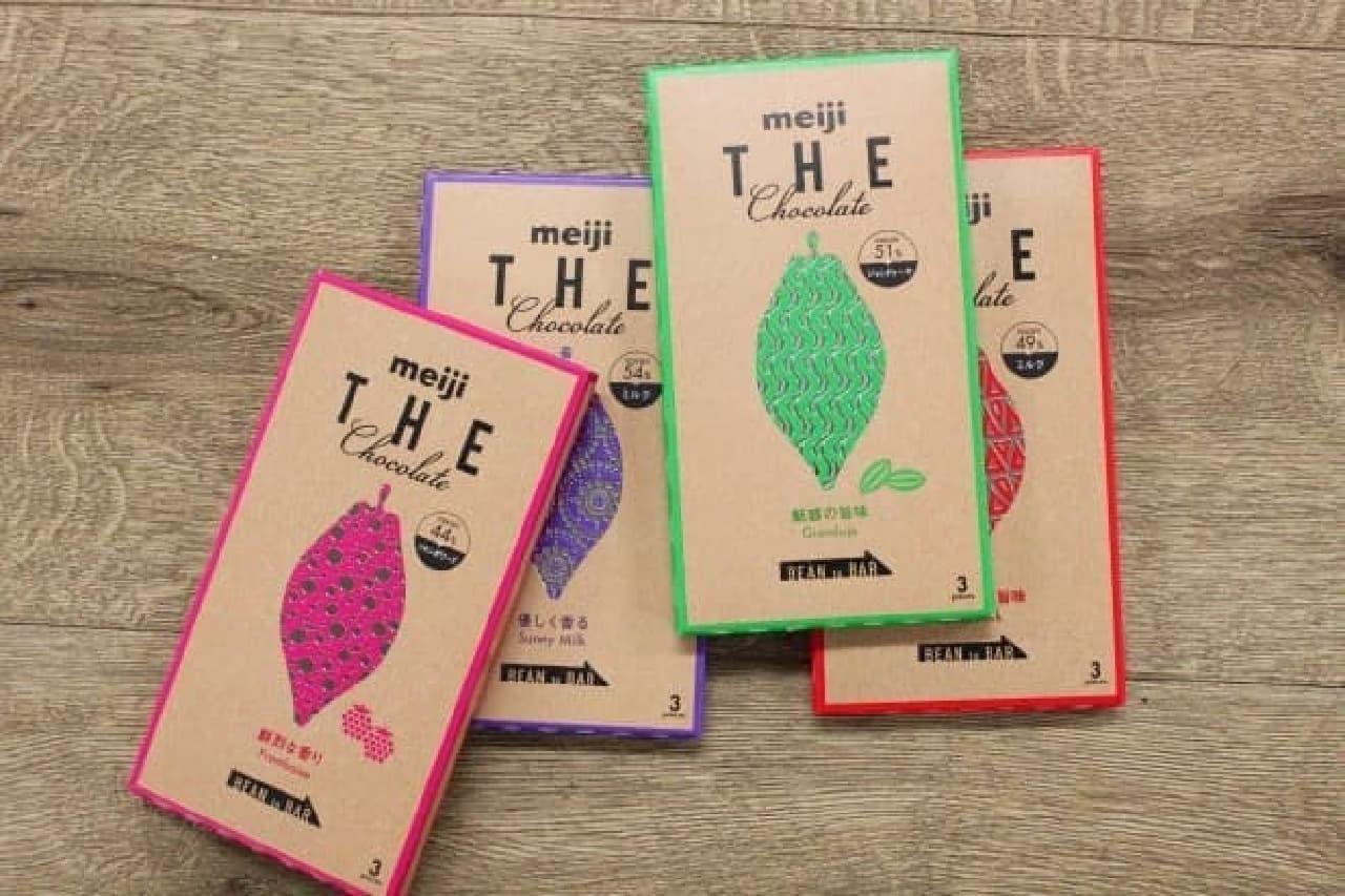 明治「THE Chocolate(ザ・チョコレート)」