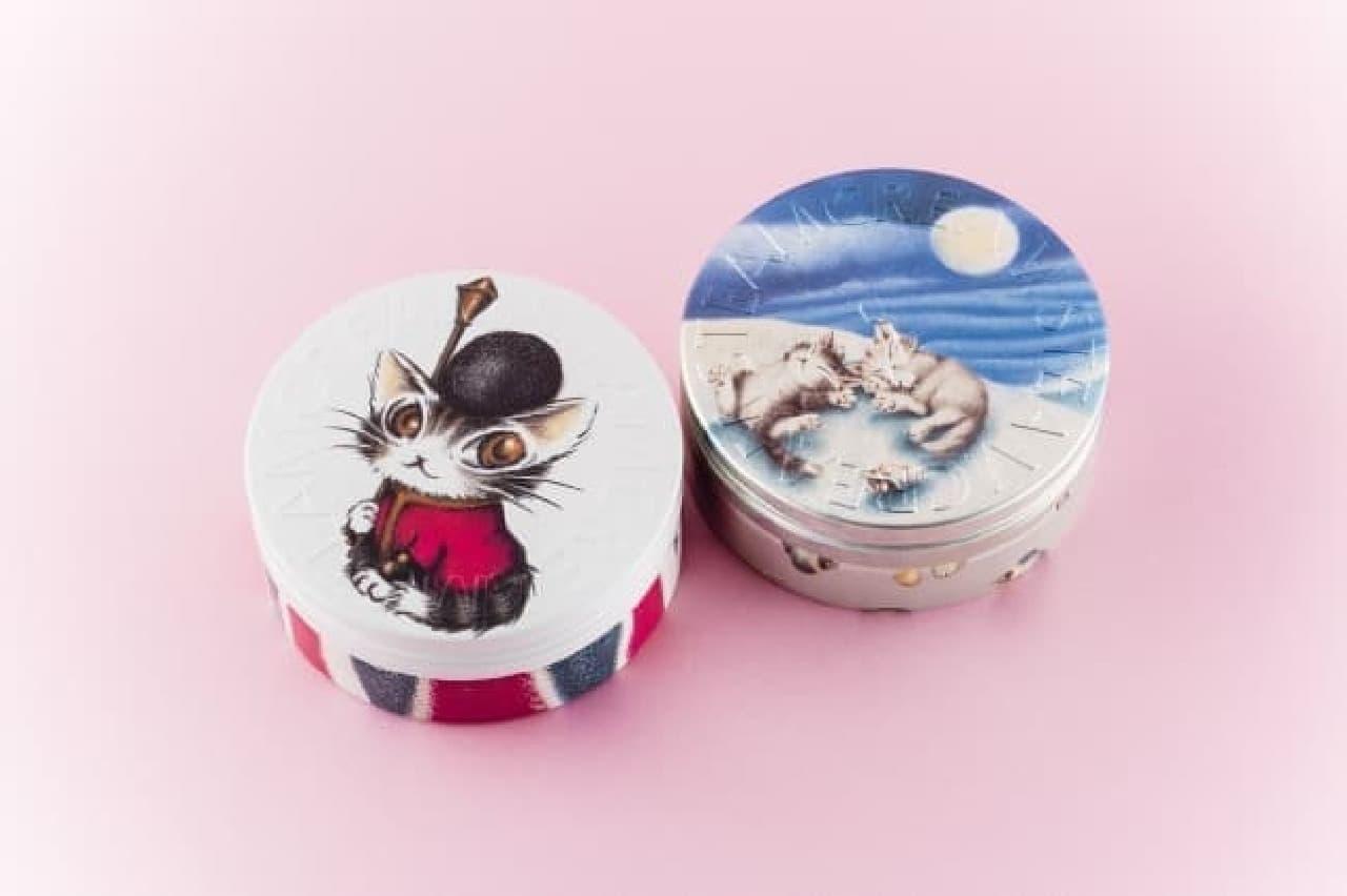 スチームクリーム「わちふぃーるど」コラボレーション缶