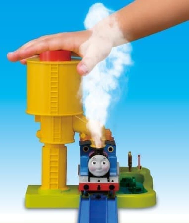 プラレール「蒸気がシュッシュッ!トーマスセット」