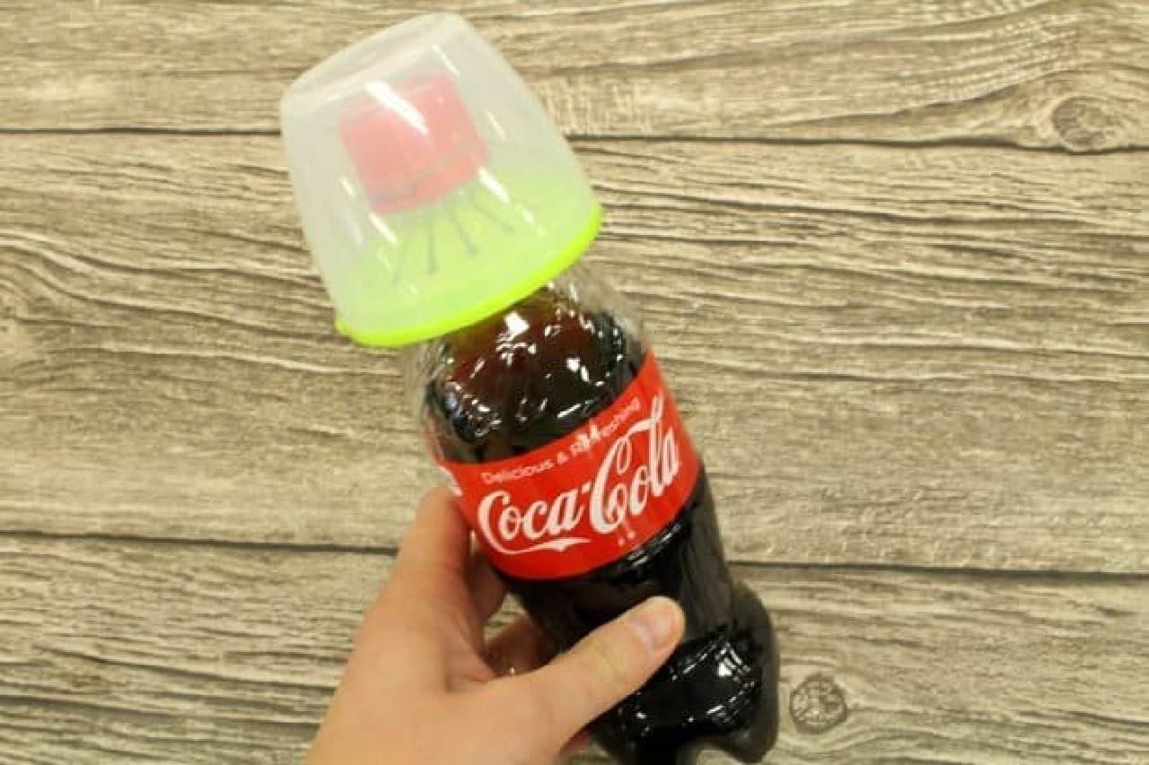 イノマタ化学「ペットボトル用コップ」