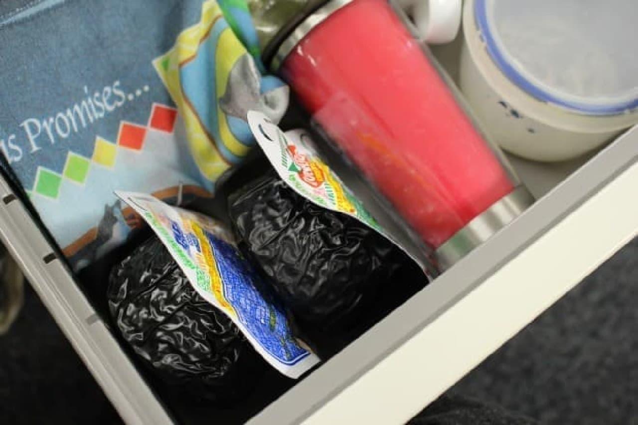 カップヌードル リフィル用フタ付きマグカップ