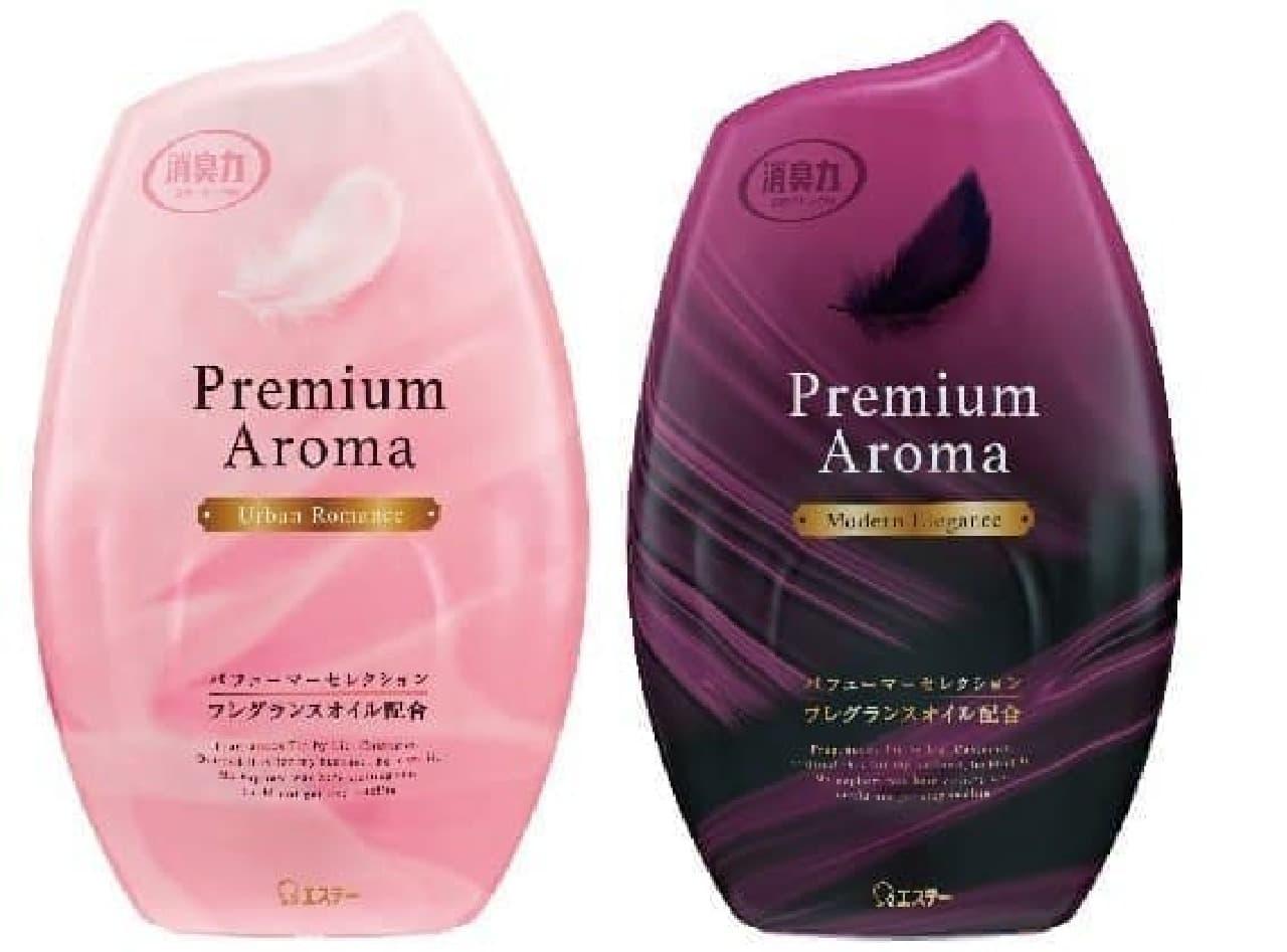 玄関・リビング用 消臭力 Premium Aroma