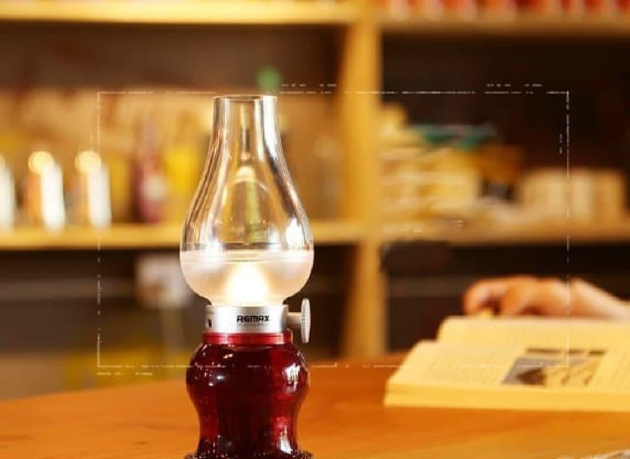 LEDランプ「ALADDIN(アラジン)ランプ」