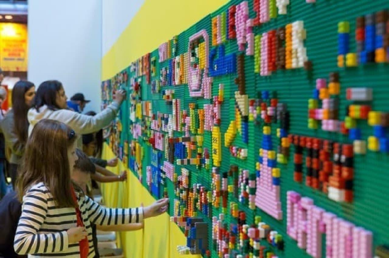 レゴブロックイベント「BRICKLIVE in JAPAN 2017」