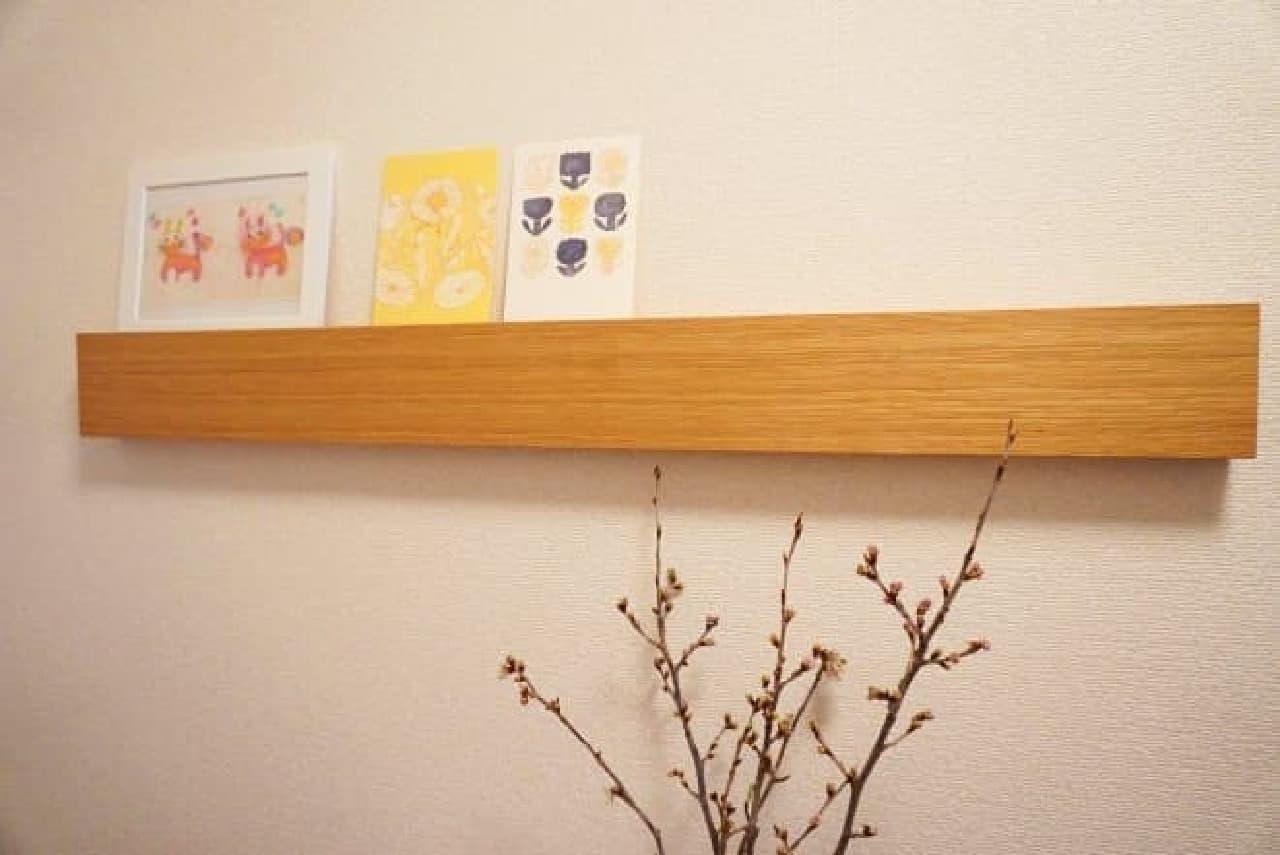 無印良品壁につけられる家具