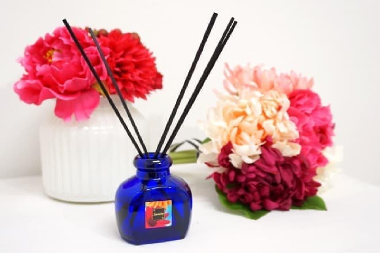「Sawaday 香るStick」フラワーアロマシリーズ