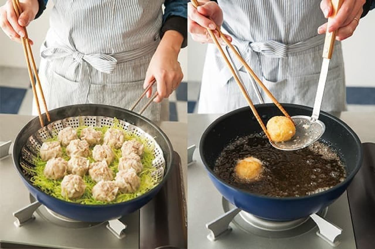 『share with Kurihara harumi』のフライパン