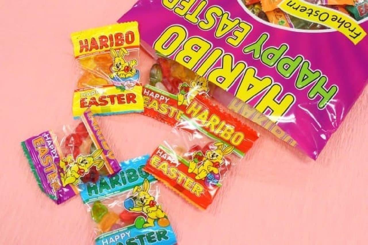 イースター限定「HARIBO(ハリボ―)」グミ