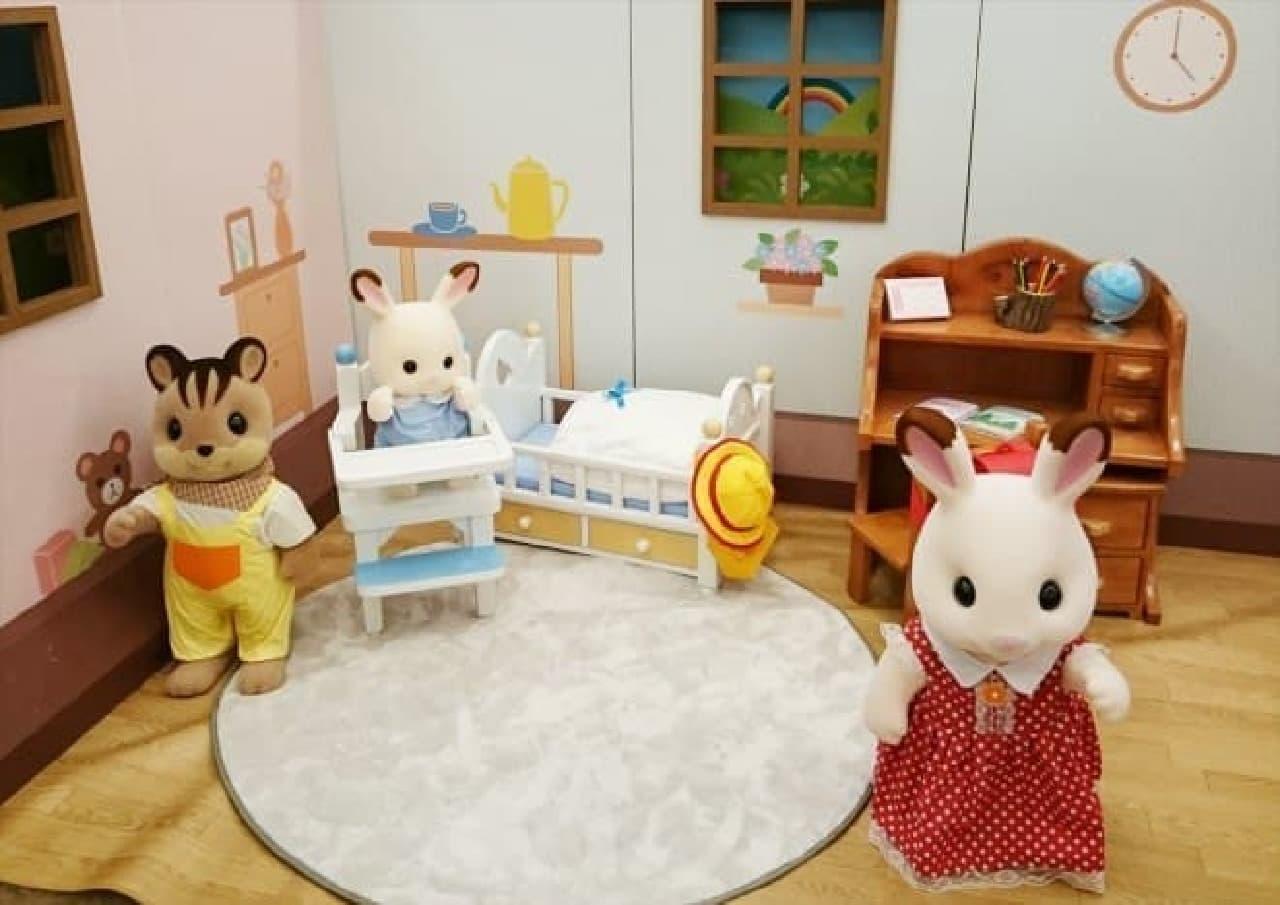シルバニアファミリー展 わくわくミュージアム2017 in横浜人形の家