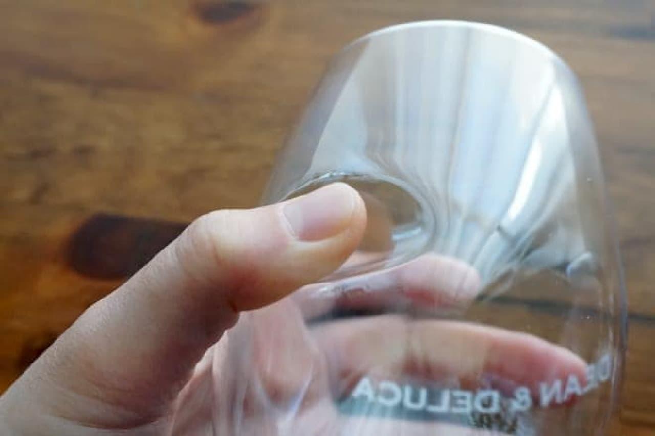 ディーン&デルーカのワインカップ