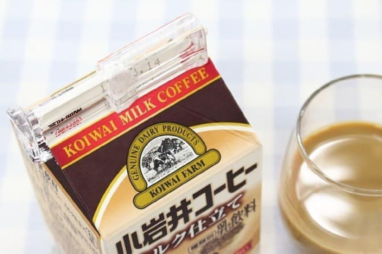100円ショップ「紙パックキャップ」