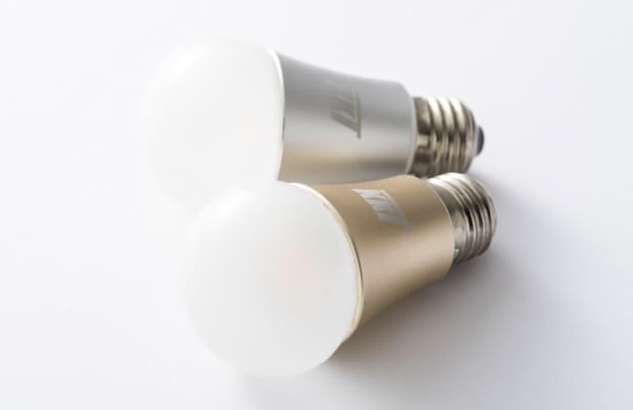LED電球「タフらいと101(ワンオーワン)」