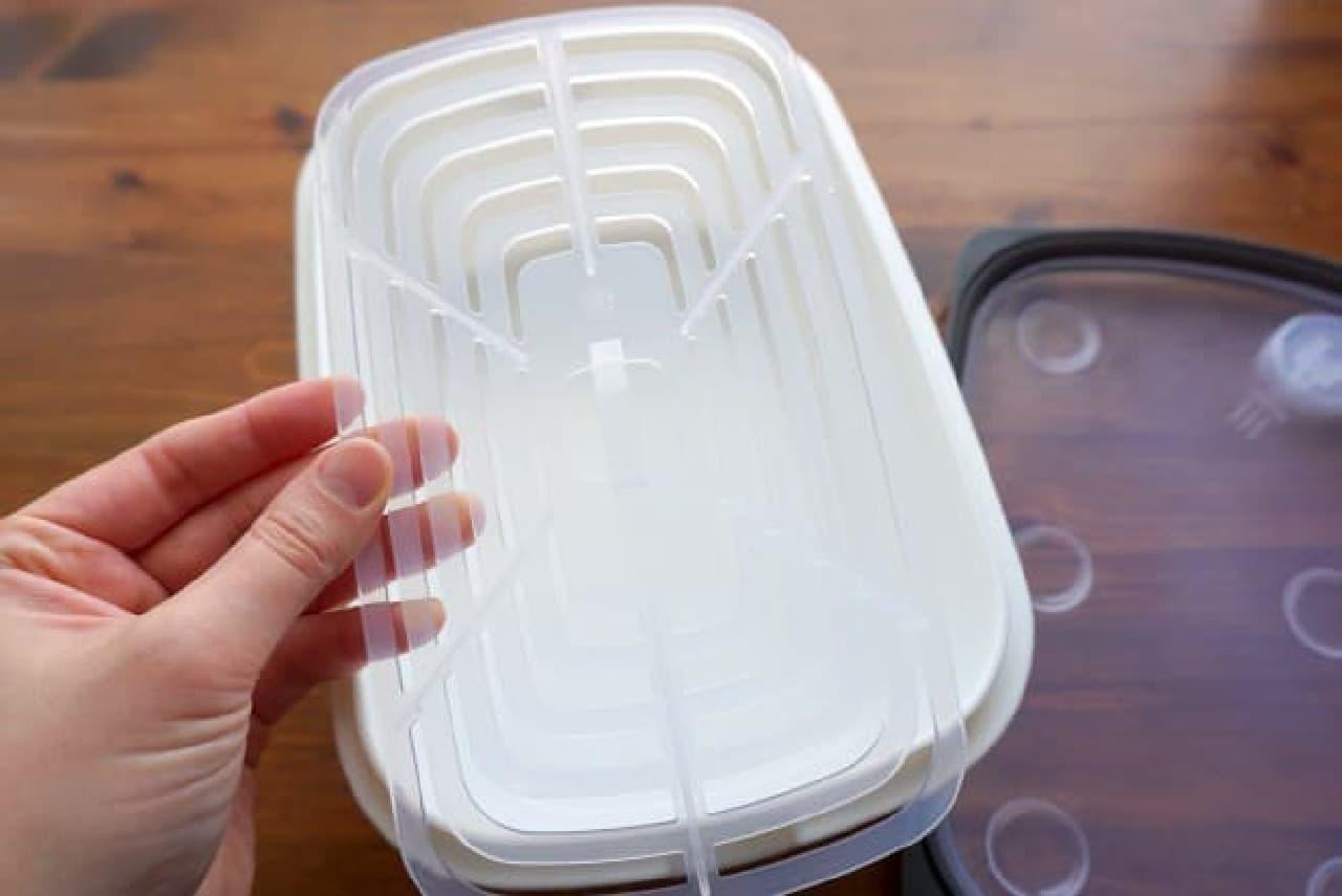IKEA(イケア)の食品保存容器