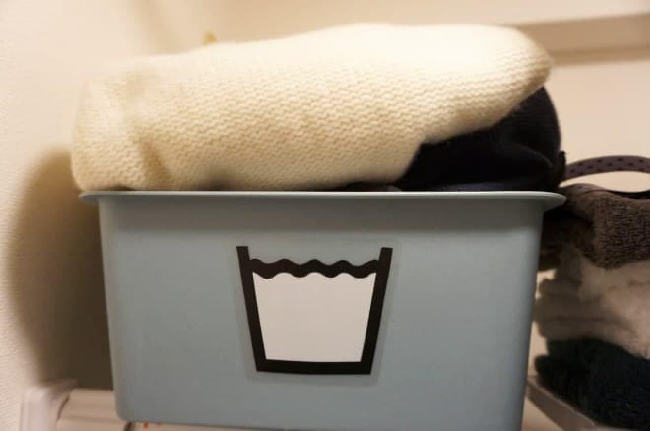 IKEA(イケア)の分別ステッカー