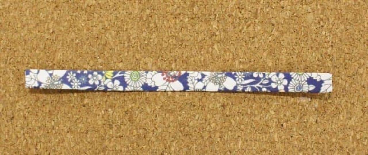 折り紙の箸置きの折り方
