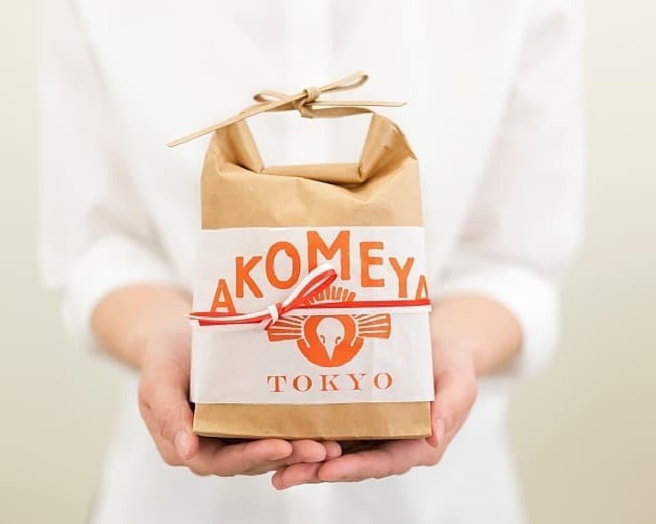 AKOMEYA TOKYO(アコメヤ トウキョウ)のマザーブレンド米
