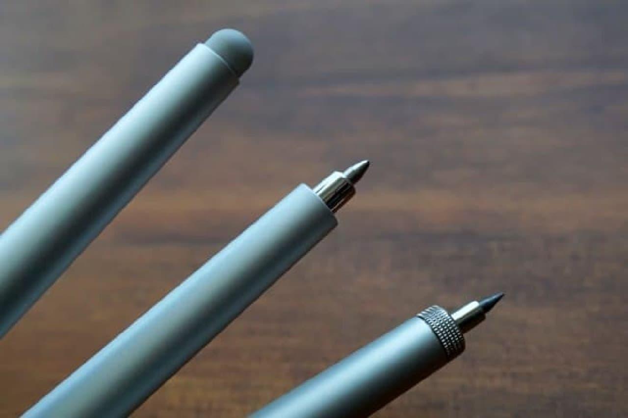 メジャー付きペン「InstruMMents(インスツルメンツ)」