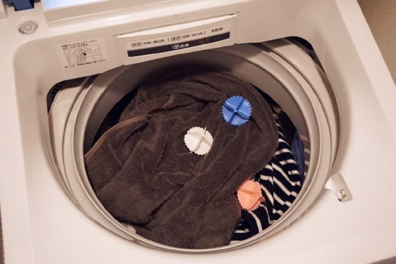 洗濯ボール「ザブザブボール」