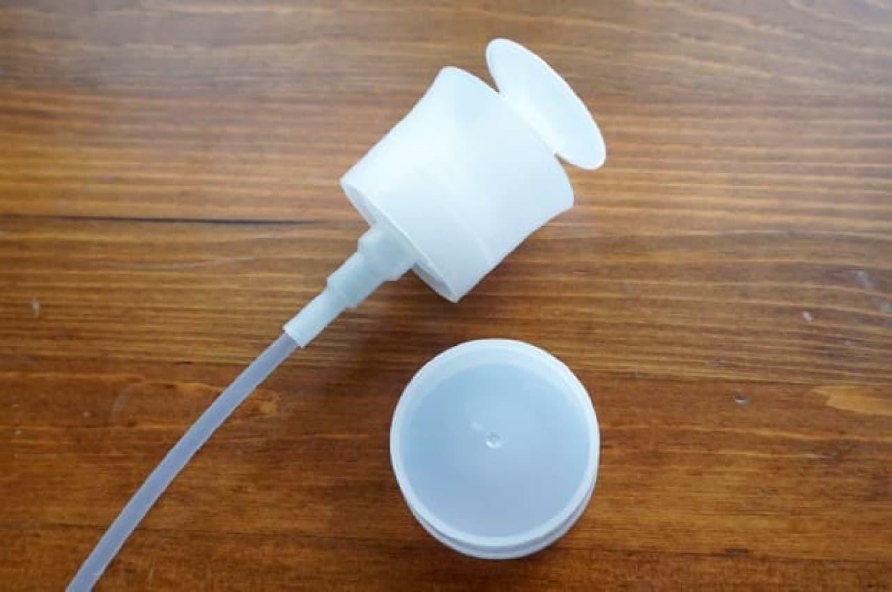 ... 化粧水・乳液用ポンプヘッド ...