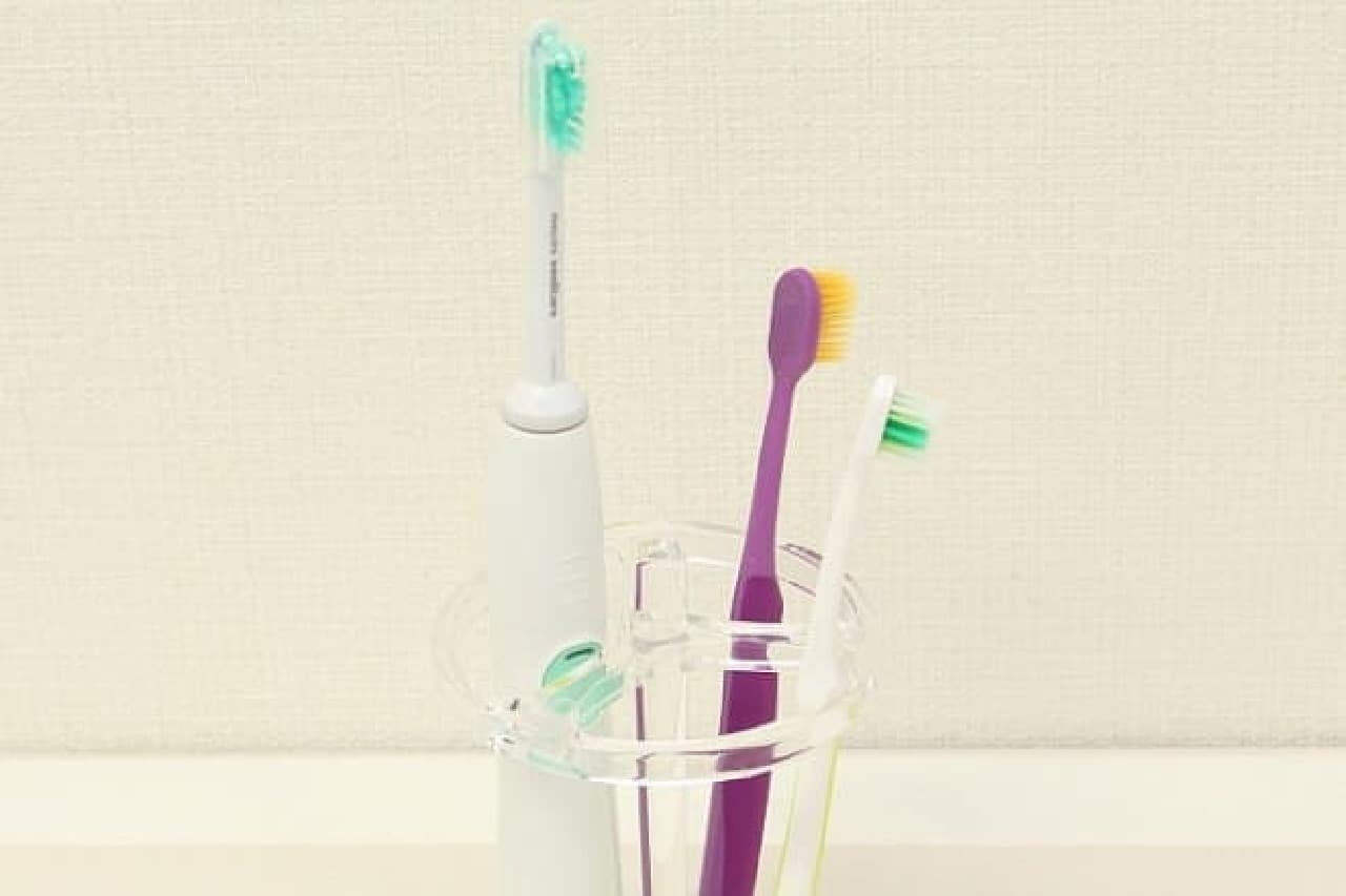 InterDesign(インターデザイン)の歯ブラシスタンド