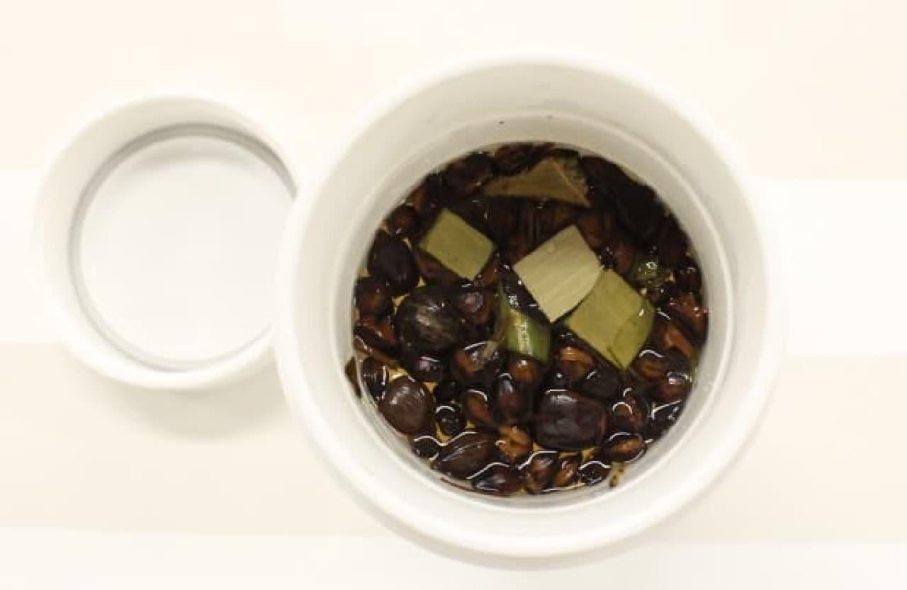 無印良品「アクリルマイマグ茶こし付き」