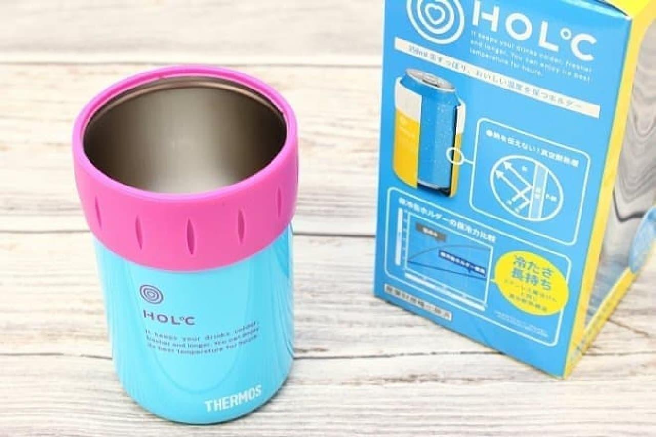 サーモス「保冷缶ホルダー」