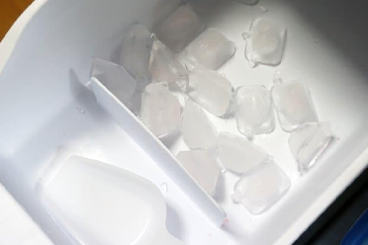 アイリスオーヤマ「自動製氷機クリーナー」