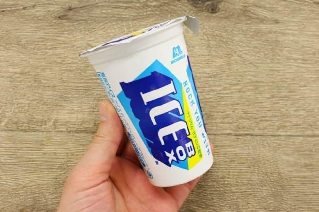 森永製菓「ICEBOX(アイスボックス)」